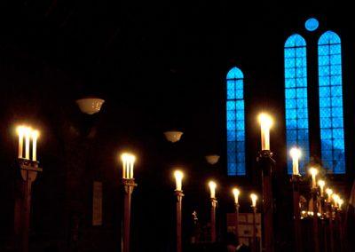 Cheriton Light Festival The Projection Studio 1