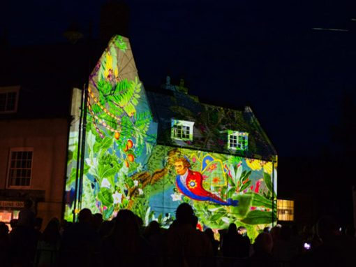 HORNCASTLE ENCHANTED TOWN FESTIVAL