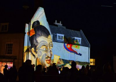 Horncastle Enchanted Town Festival The Projection Studio 4