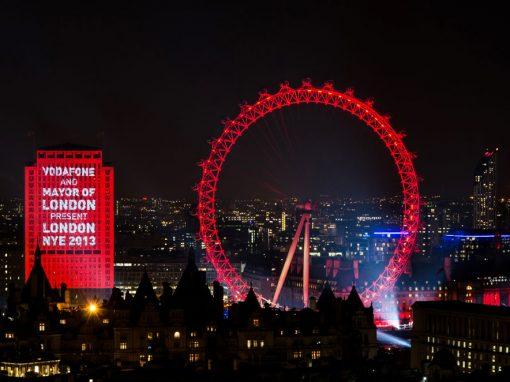 THE MAYOR OF LONDON'S NYE CELEBRATIONS