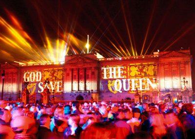 The Queens Golden Jubilee The Projection Studio 2