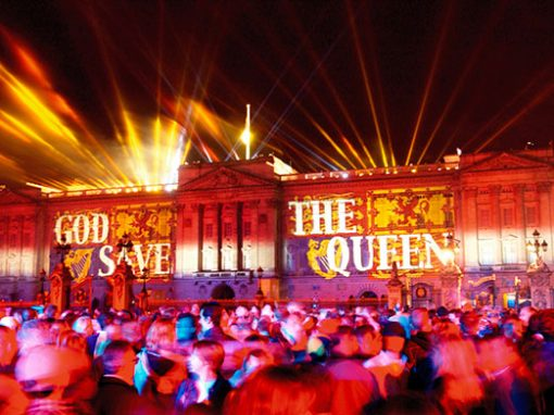THE QUEENS GOLDEN JUBILEE