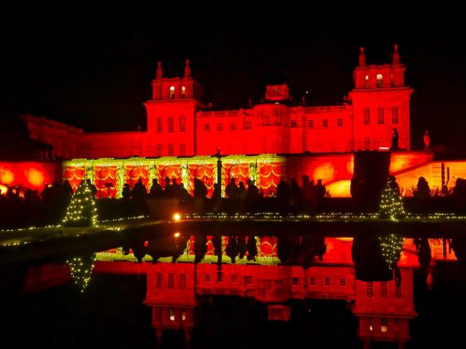 BLENHEIM CHRISTMAS