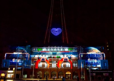 Chasing Stars Blackpool Tower The Projection Studio 1