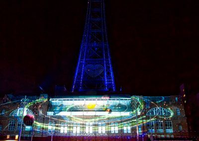 Chasing-Stars-Blackpool-Tower-The-Projection-Studio-3