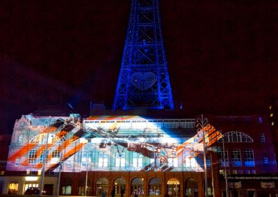 Chasing-Stars-Blackpool-Tower-The-Projection-Studio-6