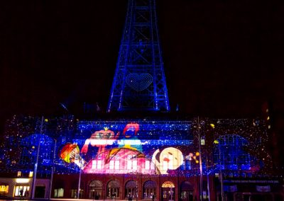 Chasing-Stars-Blackpool-Tower-The-Projection-Studio-8