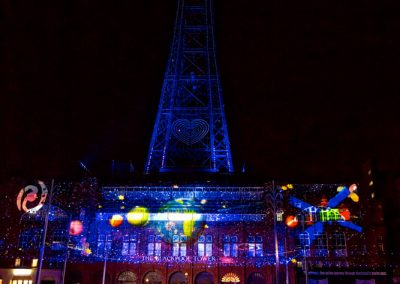 Chasing-Stars-Blackpool-Tower-The-Projection-Studio-9