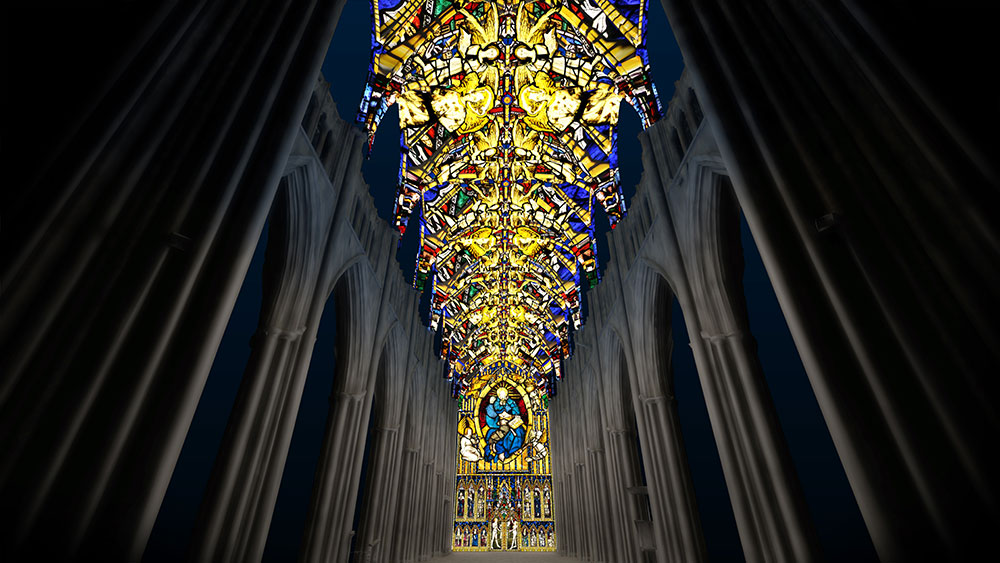 NORTHERN LIGHTS TO ILLUMINATE YORK MINSTER